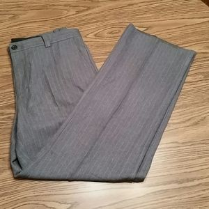 Kenneth cole dress pants, 34x34, grey